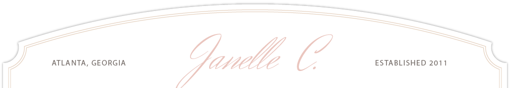 Janelle C. Photography [Blog] logo